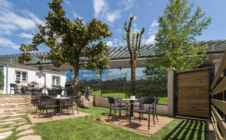 Jardines y espacios comunes