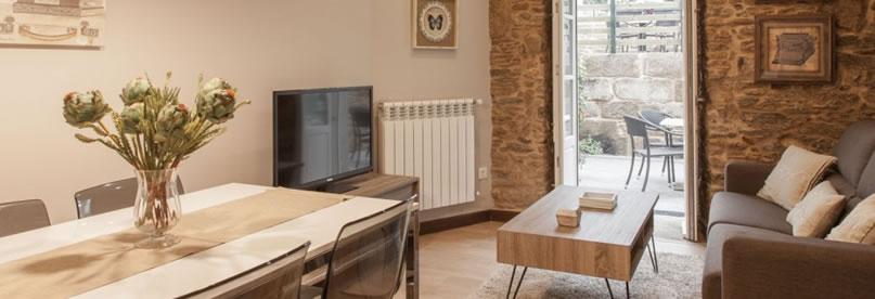 Disfruta de nuestros apartamentos tur sticos en santiago de compostela apartamentos tur sticos - Apartamento santiago de compostela ...