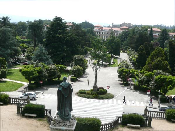 mirador campus sur alameda santiago