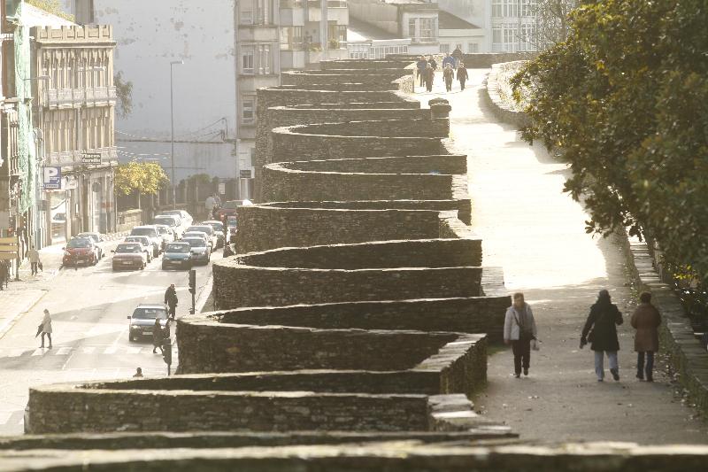 Muralla-Lugo